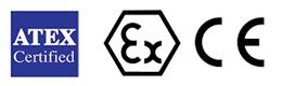 ATEX-certified