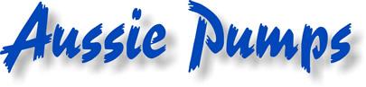 aussie pumps logo