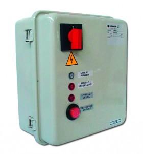 lowara-pump-control-panel